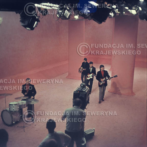 # 360 - Czerwone Gitary 1967r, telewizja w Warszawie, promocja trzeciej płyty