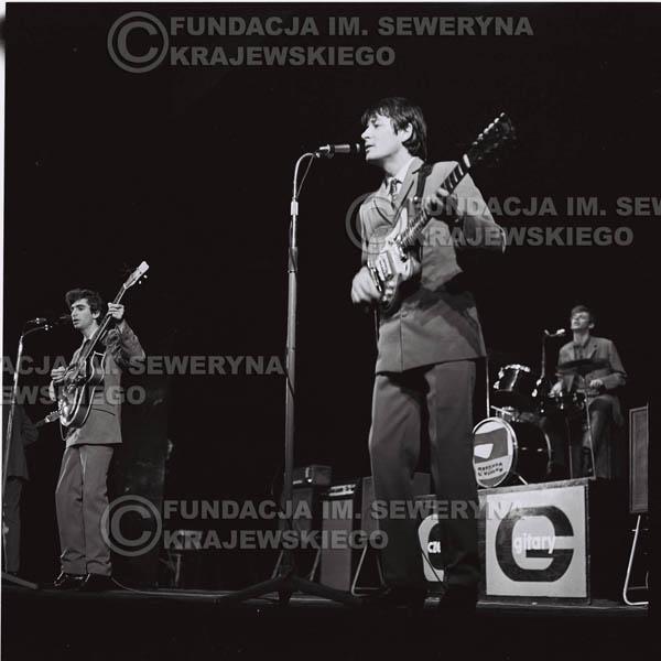 # 456 - Czerwone Gitary występ w Klubie 'Ster' we Wrzeszczu 1967r.