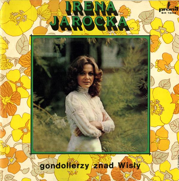 Irena Jarocka Gondolierzy znad Wisły