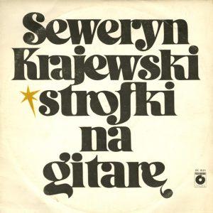 Strofki na gitarę – 1981 r.