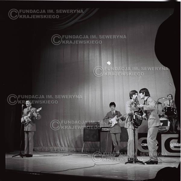# 562 - Koncert 'Czerwonych Gitar' 1966r. w Elblągu.