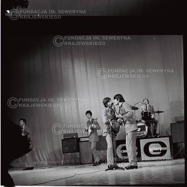 # 569 - Koncert 'Czerwonych Gitar' 1966r. w Elblągu. 'Czerwone Gitary'.