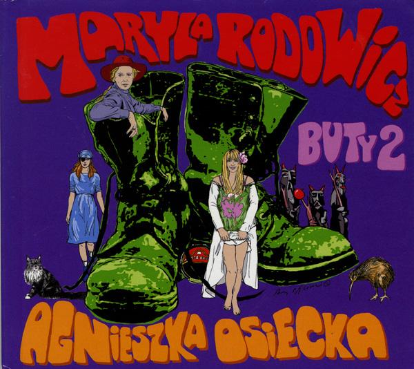 Maryla Rodowicz Buty Dwa