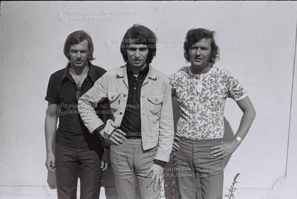 # 768 - 1970r. Warszawa, Czerwone Gitary w składzie: Seweryn Krajewski, Bernard Dornowski, Jerzy Skrzypczyk