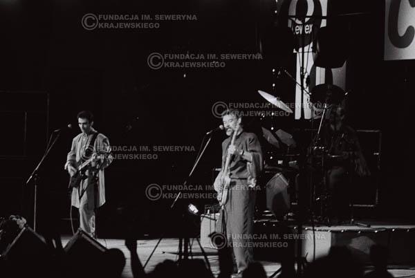 # 828 - come back Czerwonych Gitar w składzie: Jerzy Kosela, Seweryn Krajewski, Bernard Dornowski, Jerzy Skrzypczyk, 1992r. koncert w Poznaniu