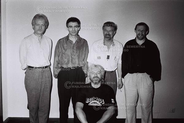 # 830 - come back Czerwonych Gitar w składzie: Jerzy Kosela, Seweryn Krajewski, Bernard Dornowski, Jerzy Skrzypczyk, 1994r.