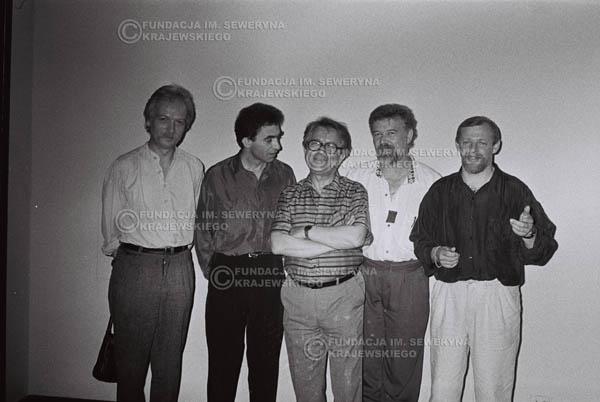 # 835 - come back Czerwonych Gitar w składzie: Jerzy Kosela, Seweryn Krajewski, Bernard Dornowski, Jerzy Skrzypczyk, 1994r.