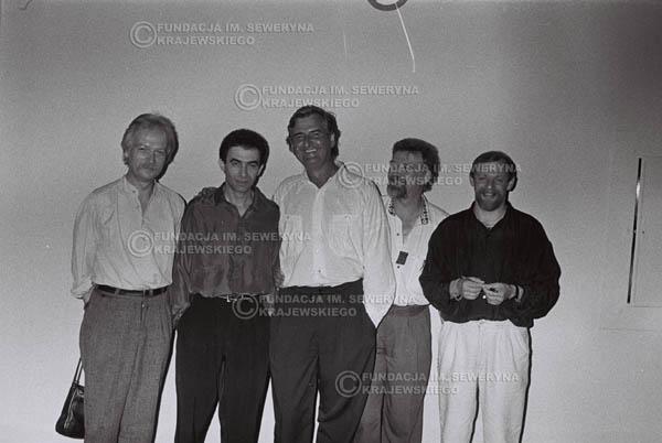 # 836 - come back Czerwonych Gitar w składzie: Jerzy Kosela, Seweryn Krajewski, Bernard Dornowski, Jerzy Skrzypczyk, 1994r.