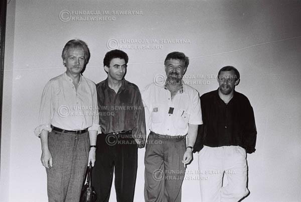 # 843 - come back Czerwonych Gitar w składzie: Jerzy Kosela, Seweryn Krajewski, Bernard Dornowski, Jerzy Skrzypczyk, 1994r.