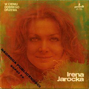 Irena Jarocka W cieniu dobrego drzewa
