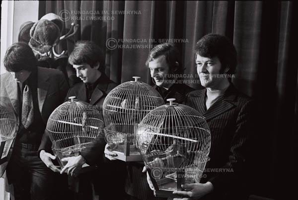 # 847 - 1968r. 'Zgaduj Zgadula' (program tv, papugi jako główna nagroda)