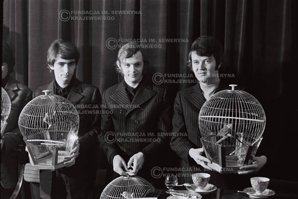 # 849 - 1968r. 'Zgaduj Zgadula' (program tv, papugi jako główna nagroda)