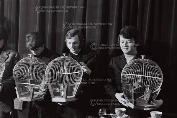 # 850 - 1968r. 'Zgaduj Zgadula' (program tv, papugi jako główna nagroda)