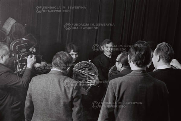# 853 - 1968r. 'Zgaduj Zgadula' (program tv, papugi jako główna nagroda)