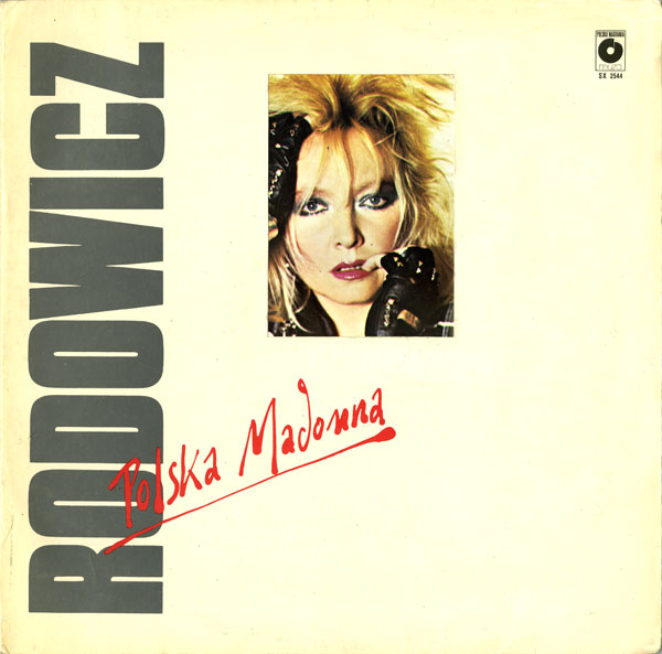 Maryla Rodowicz Polska Madonna