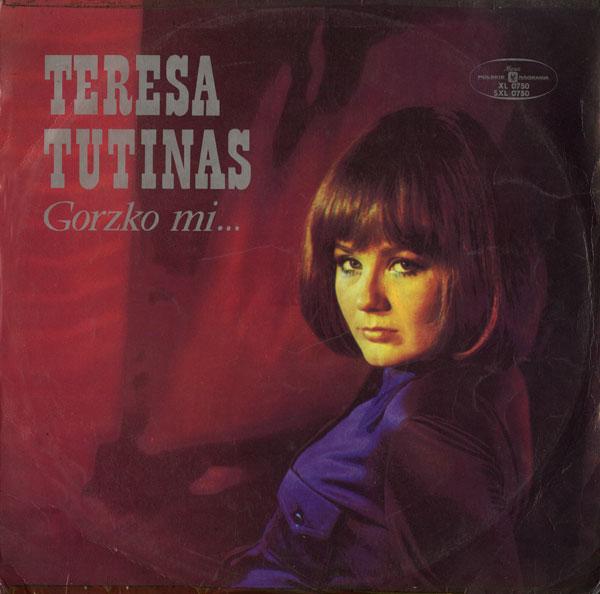 Teresa Tutinas Gorzko mi