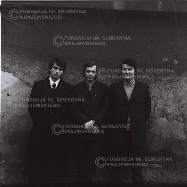 # 962 - 1970r. Czerwone Gitary w składzie: Seweryn Krajewski, Jerzy Skrzypczyk, Bernard Dornowski