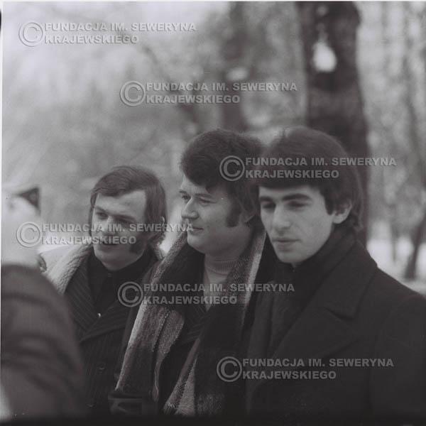# 983 - zima 1970, Czerwone Gitary w składzie: Seweryn Krajewski, Bernard Dornowski, Jerzy Skrzypczyk
