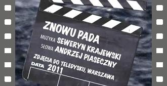 "Making of: ""Znowu pada"""